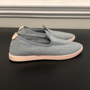 Limited Edition Allbirds gray Wool Lounger shoes
